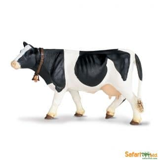 Farm Animal Play Figure Holstein Cow