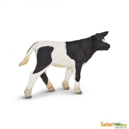 farm animal play figure holstein calf