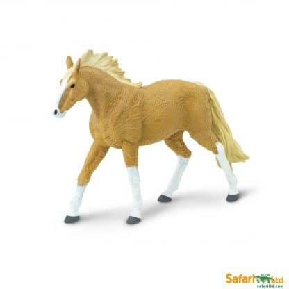 Bashkir Curly mare pretend play farm animal