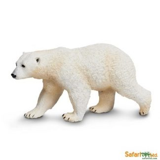 toy polar bear adult for imaginative play