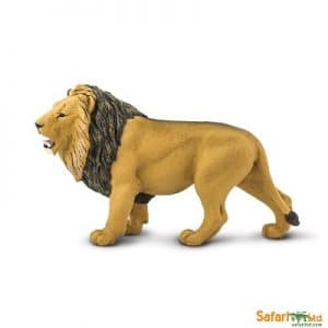 Lion for imaginative play