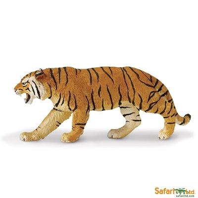 Bengal tiger for imaginative play