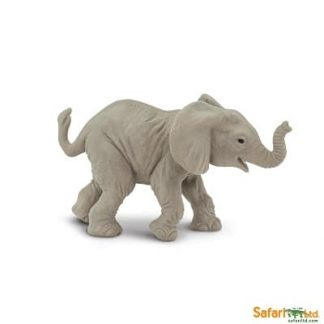 African elephant calf for imaginative play