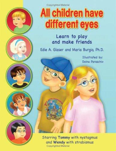 Picture book about childhood visual o