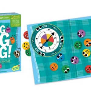Cooperative board game encourages teamwork