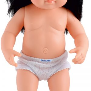 "Anatomically correct 15"" Asian girl doll"