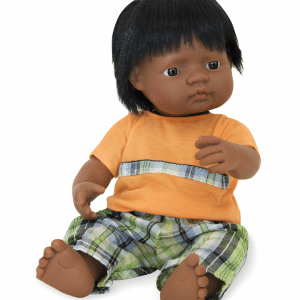 Latin boy doll trousers and t-short