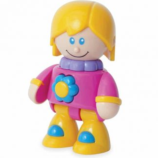 Tolo multi-cultural play figures-anglo girl