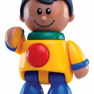 Tolo Multi-Cultural Play Figures-Latin boy