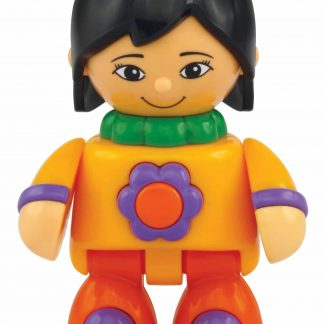 Tolo Multi-Cultural Play Figures-Asian Girl