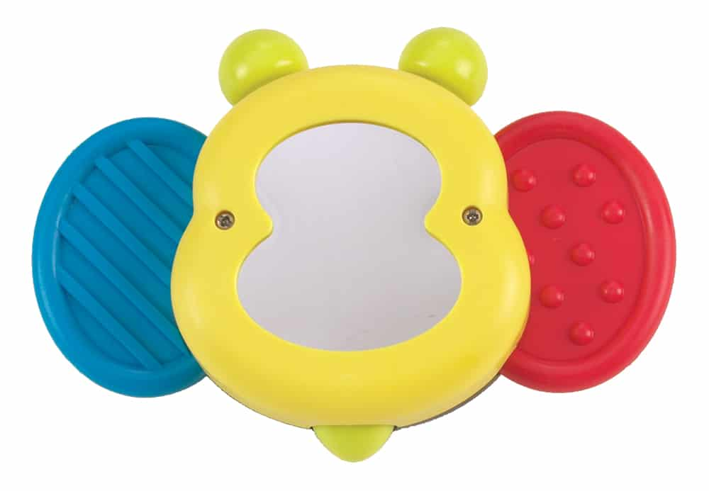 light, music, vibration, bee-shaped, baby toy