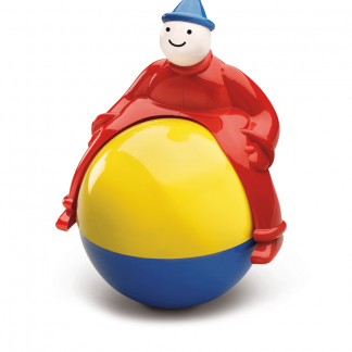 Ambi Magic Man roly poly toddler toy