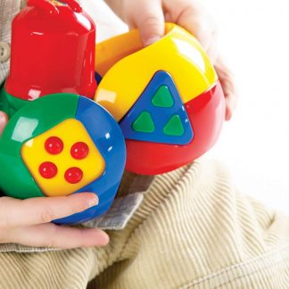 Tolo Puzzle Ball take apart activity ball