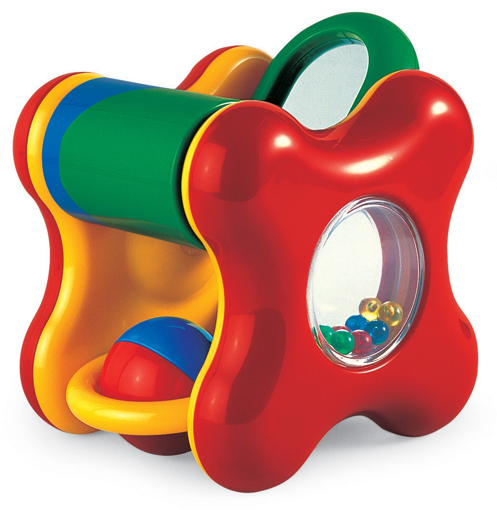 activity cube for toddlers