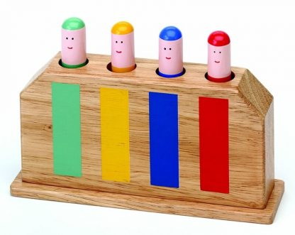 Replacement pegs for Pop Up Toys