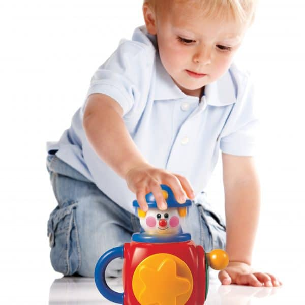 musical jack-in-the-box for toddlers
