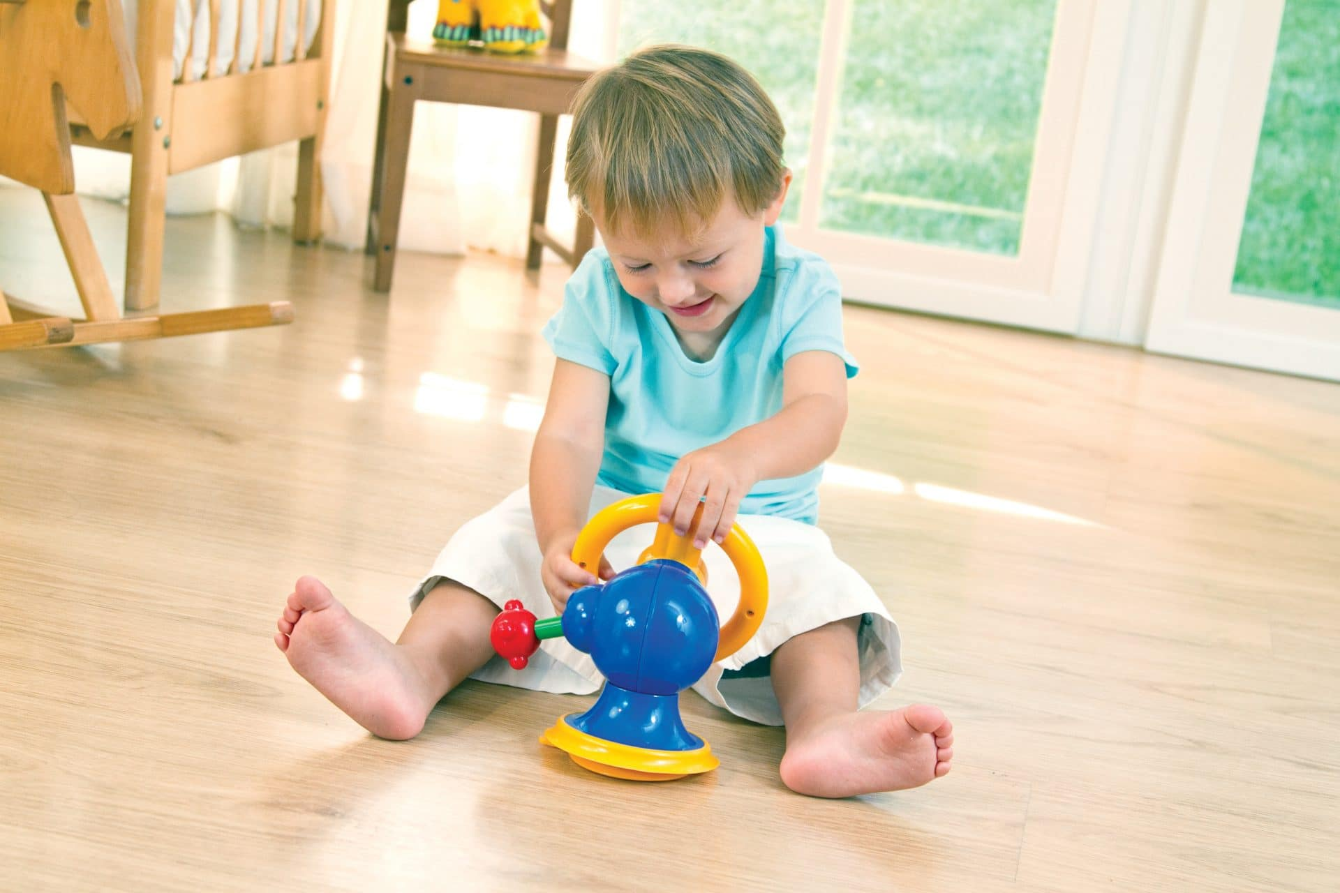 portable steering wheel for imaginative play