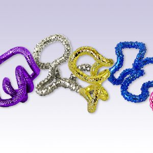 Tangle relieves stress and strengthens finger muscles