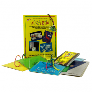 Wikki Stix multi-sensory play kit