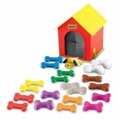 Ruff's House Tactile Game preschool matching toy