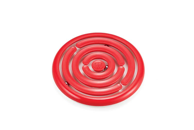 Marble Maze-Red develops motor control