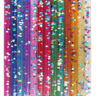 Teeny Glitter Wands 12-pack for sharing