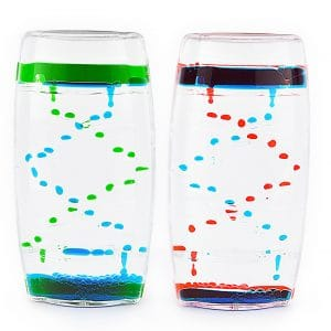 Handheld liquid motion tumbler