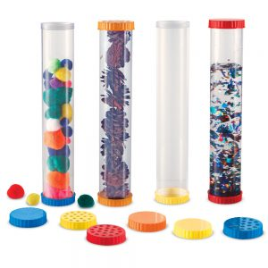 Sensory Tubes promote sensory awareness