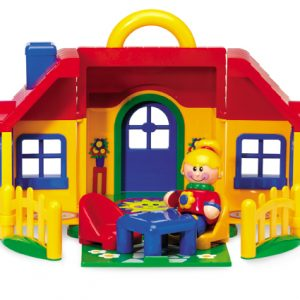 play house for play figures