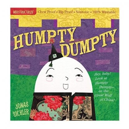 Indestructibles Humpty Dumpty picture book
