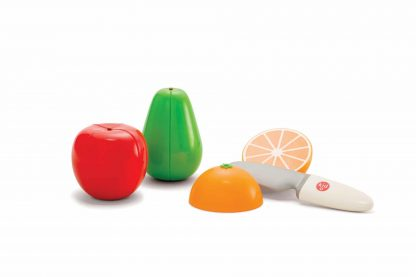 Magnetic cutting fruit set