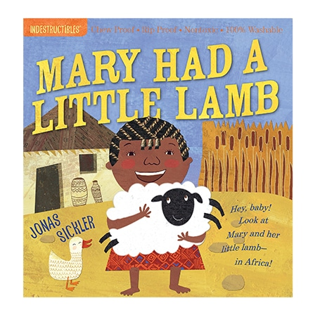 Indestructible Mary Had A Little Lamb