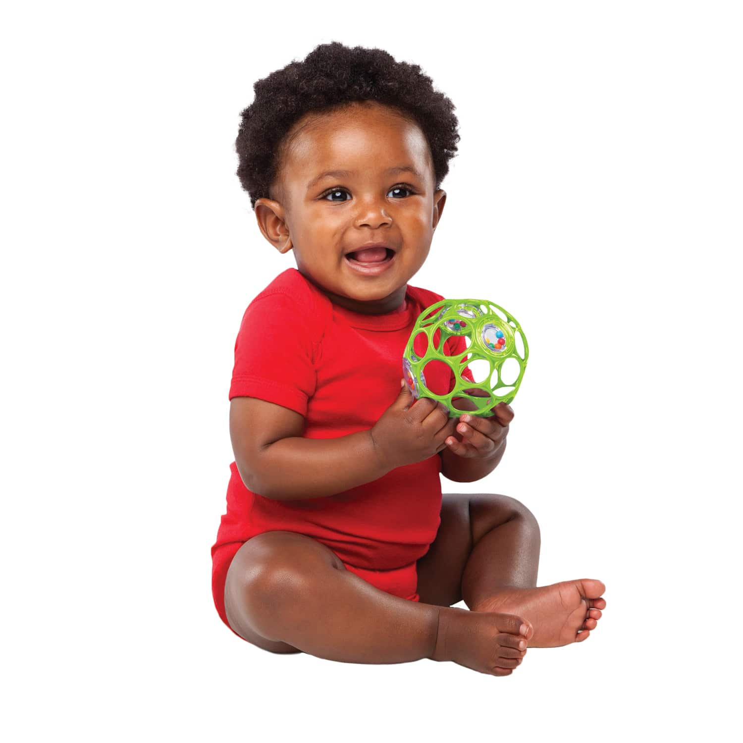 Baby Oball Rattle Sensory Ball For Baby Playopolistoys