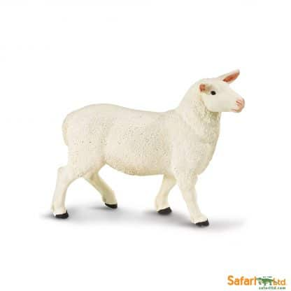 farm animals play figure ewe sheep toy