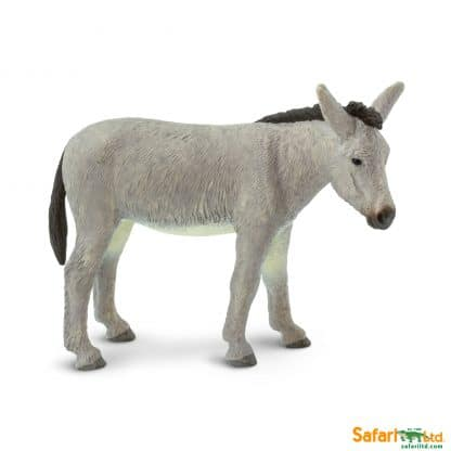 farm animal play figures donkey toy