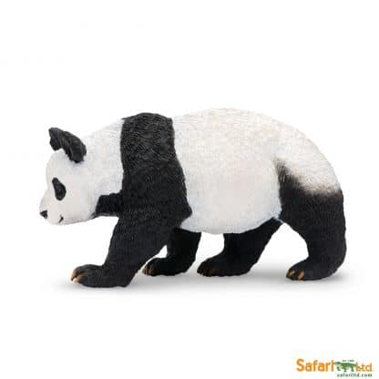 Panda wild animal play figure