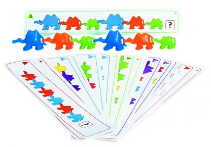 Connecting Camels sequencing cards