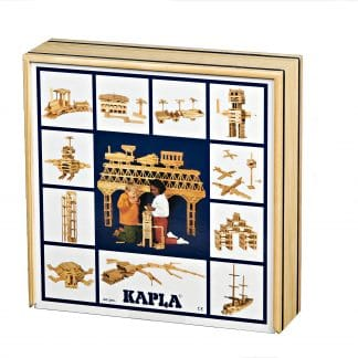 Kapla 100 wood planks