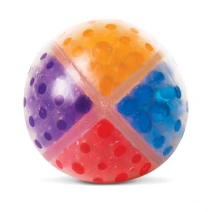 Quad Ball 4-color squeeze ball