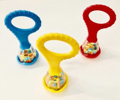 Petite Bell-Shaped Rattle for babies