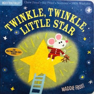 Twinkle, Twinkle, Little Star Indestructibles book