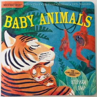 Baby Animals Indestructibles baby book